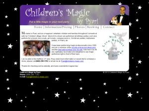 Children's Magic By Pyari