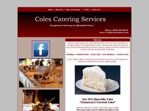 Coles Catering