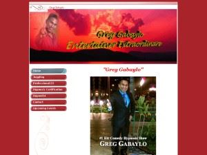 Greg Gabaylo Entertainer