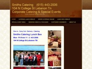 Smiths Catering