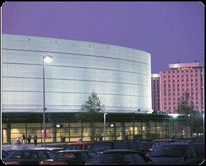 Convocation Center at Northern Illinois University
