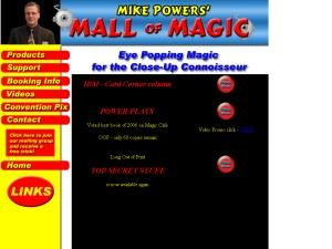 Mike Powers Mall Of Magic