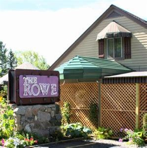 The Rowe Inn Restaurant Provencal