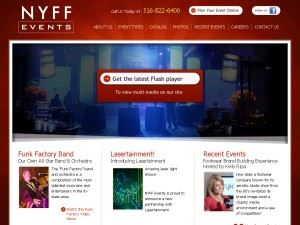 NYFF Events Pary Rentals