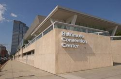 The Baltimore Convention Center