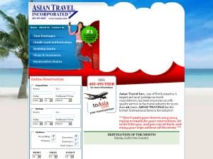 ASIAN TRAVEL INCORPORATED