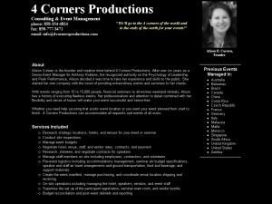 4 Corners Productions Inc.