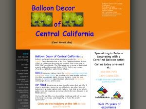 Balloon Decor of Central California