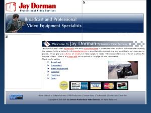Jay Dorman Professional Video
