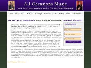 All Occasions Music
