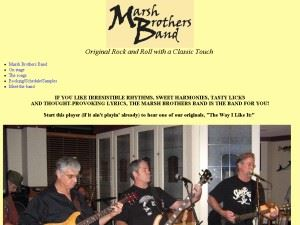 Marsh Brothers Band