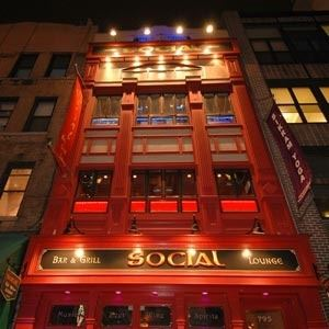 Social Bar Grill and Lounge