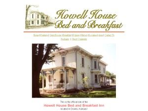 Howell House Bed And Breakfast