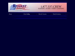 Reliant AV Productions