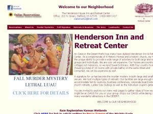 The Henderson House Inn And Retreat Center