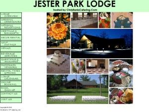 Jester Park Lodge