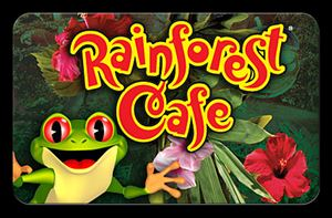 Rainforest Cafe - Fisherman's Wharf