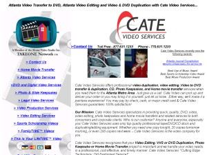 Cate  Video Services