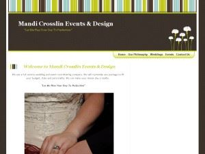 Mandi Crosslin Events and Design
