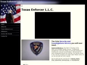 Texas Enforcer LLC