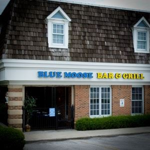 The Blue Moose Bar & Grill - Prairie Village