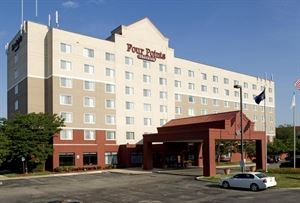 Four Points Hotel by Sheraton Detriot Metro Airport