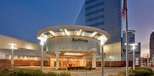 Radisson Plaza Hotel at Kalamazoo Center, MI