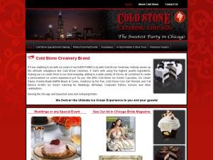 Cold Stone Creamery in Lockport Catering