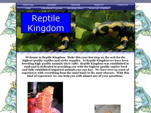 Reptile Kingdom
