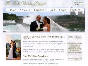 The falls wedding Chapel