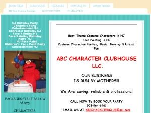 ABC CHARACTER CLUBHOUSE