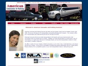American Limousine & Parking Services