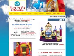 Fun N Fit Inflatables
