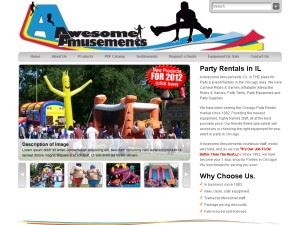 A Awesome Amusements Company