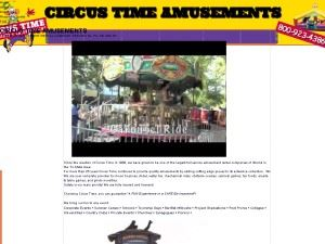 Circus Time Amusements & Entertainment