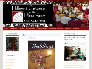 Hillcrest Catering at the Plaza Room