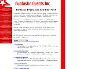 Funtastic Events Inc