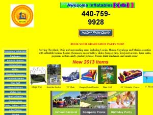 Awesome Inflatables Rental