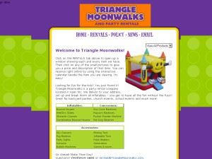 Triangle Moonwalks, Inc.