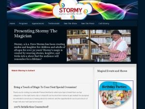 Stormy the Magician