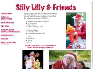 Silly Lily And Friends
