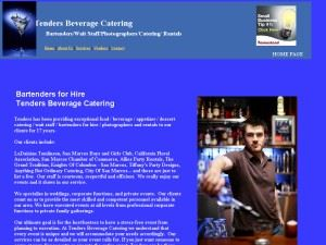 Tenders Beverage Catering