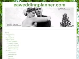 EA Wedding Planner