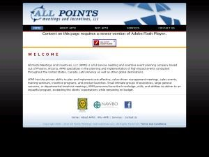 All Points Meetings & Incentives, LLC - Mesa