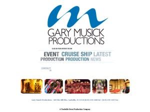Gary Musick Productions
