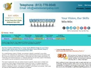 Bay Area Graphics & Marketing