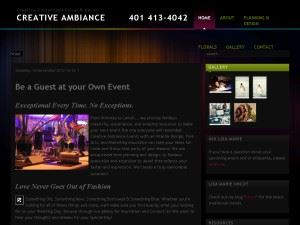 Creative Ambiance Events - Providence