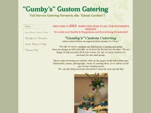 Gumby's Catering - Party Equipment Rentals