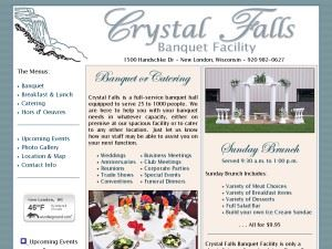Crystal Falls Catering