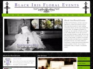 Black Iris Floral Events